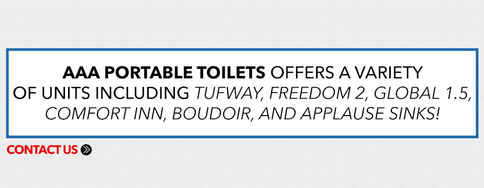Aaa Portable Toilets